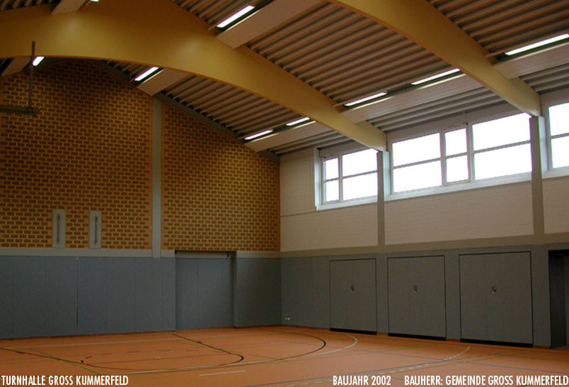Turnhalle Gross Kummerfeld